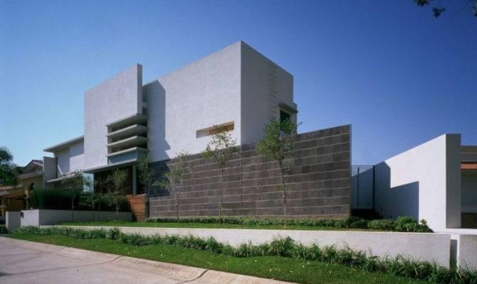Modern Minimalist House Architecture