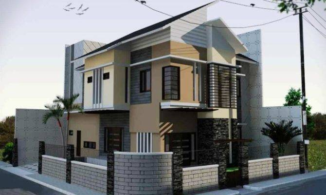 Modern Minimalist House Exterior Design Ideas Home Decor Plan