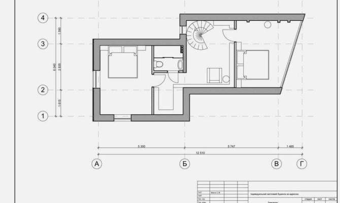 Modern Minimalist House Floor Plans
