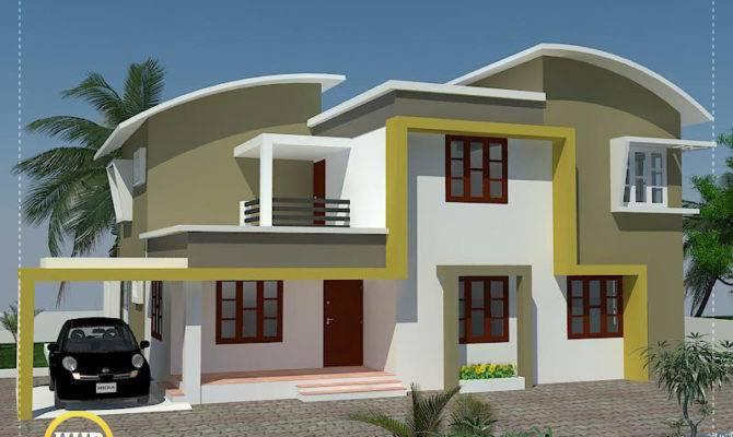 Modern Minimalist House Kerala Indian Home Decor