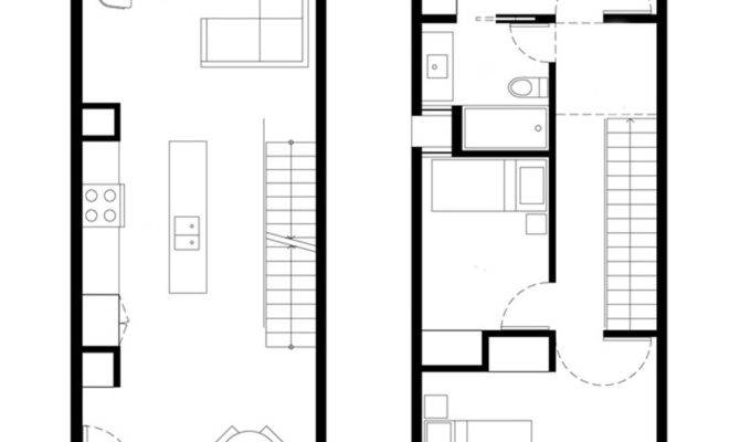 Modern Minimalist House Plans Homes Floor