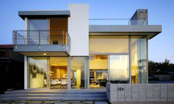 Modern Minimalist House Plans Plan