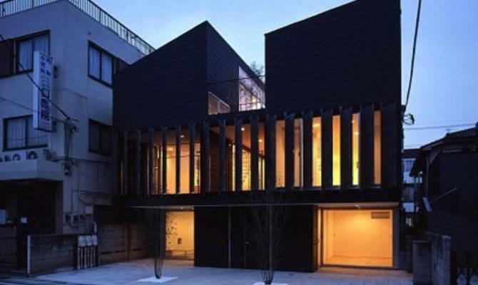 Modern Minimalist Japanese House Designs Asian