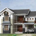 Modern Mix Traditional House Architecture Kerala Home