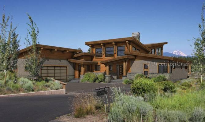 Modern Mountain Floor Plan Series Visit Precisioncraft