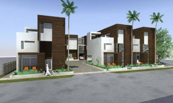 Modern Multi House Plans Lovely Architecture Pics