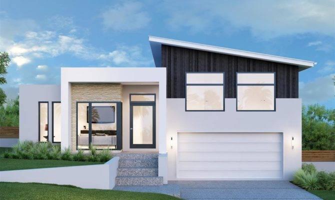 Modern Multi Level House Plans Homes Floor