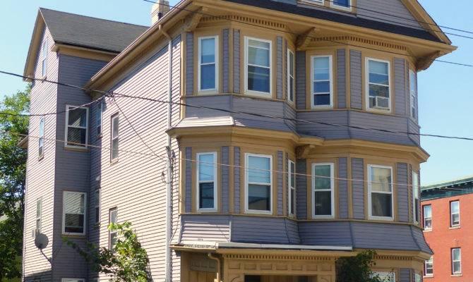 Modern New England Homes Triple Deckers