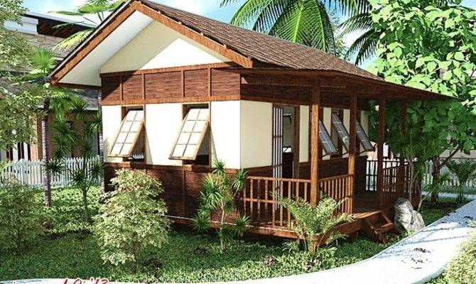Modern Nipa Hut Design Here Philippines