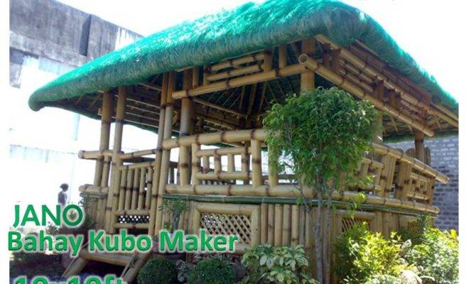 Modern Nipa Hut House Design