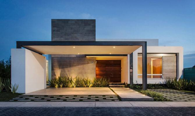 Modern One Story House Design Ideas Discover