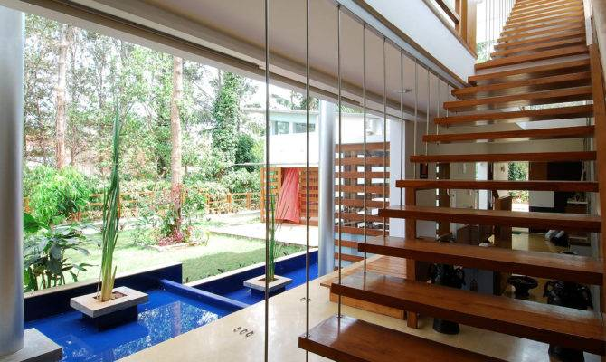 Modern Open Concept House Bangalore Idesignarch