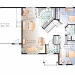 Modern Open Floor House Plans Homes