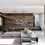 Modern Open Floor Plan Mixing Surfaces Cococozy