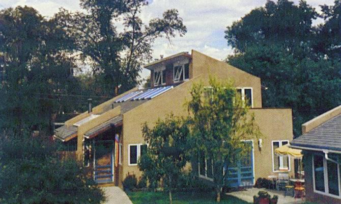 Modern Passive Solar House Plans Design