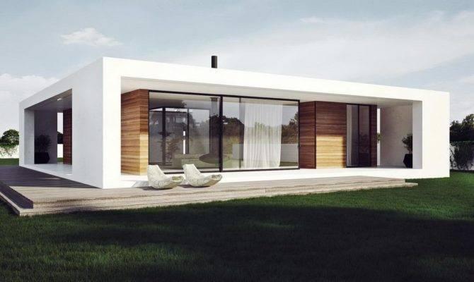 Smart Placement Single Storey Modern House Plans Ideas House Plans