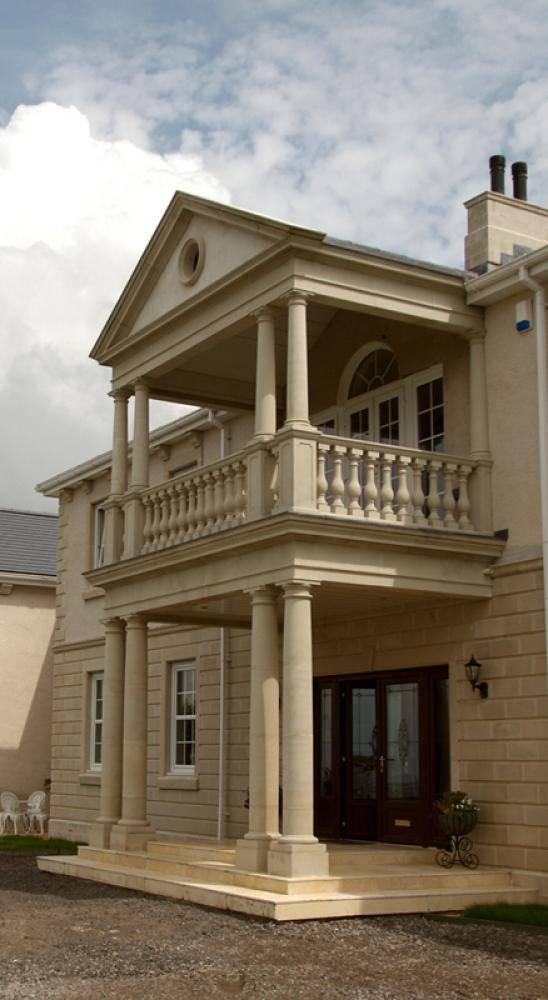 Modern Portico Designs Front Door