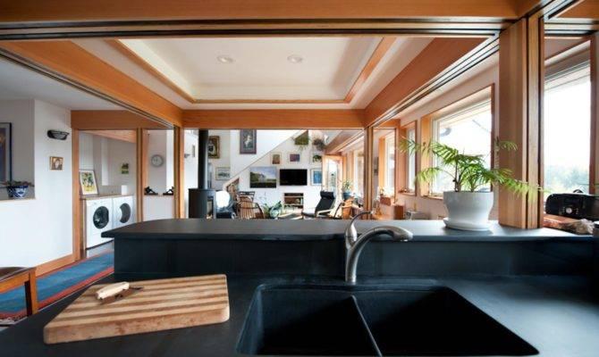Modern Prairie Style House Stauffer Woodworking