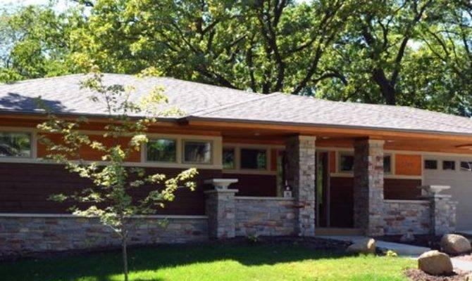 Modern Prairie Style Ranch Home Design Ideas
