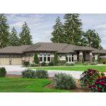 Modern Ranch House Plans Smalltowndjs
