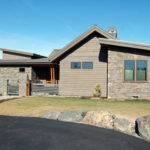 Modern Ranch Single Story Home