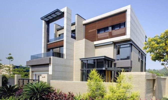 Modern Residential Building Design Brucall