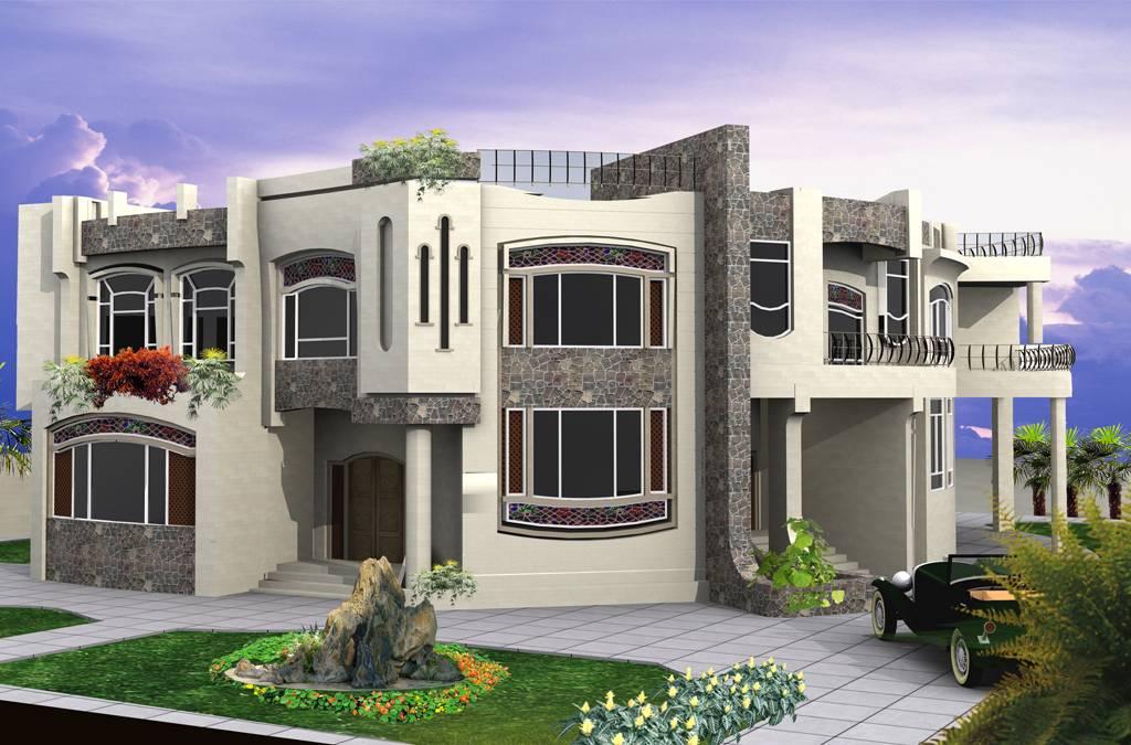 Modern Residential Villas Designs Dubai Home Design Ideas House Plans 18581