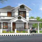 Modern Residential Villas Designs Dubai Home