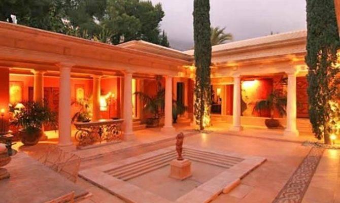 Modern Roman Villa Pixshark Galleries