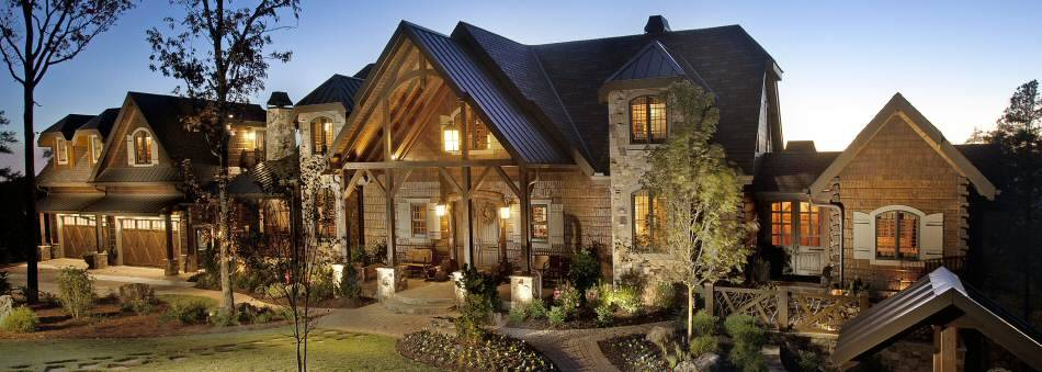 Rustic Lodge House Plans Inspiration