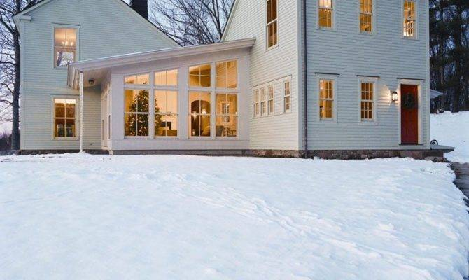 Modern Saltbox House Plans Best New York Salt