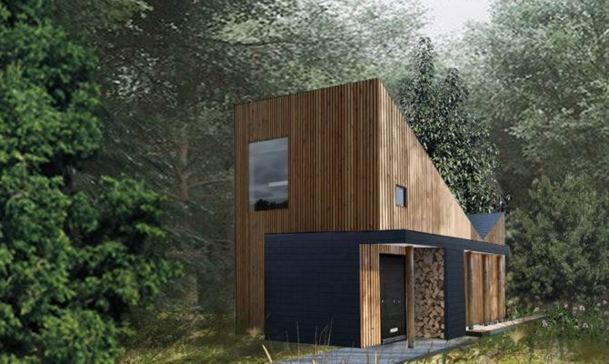 Modern Self Build House Plans