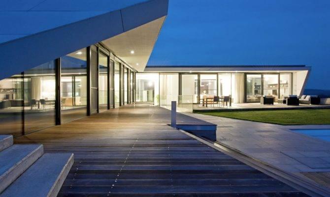 Modern Shaped House Plans All Design