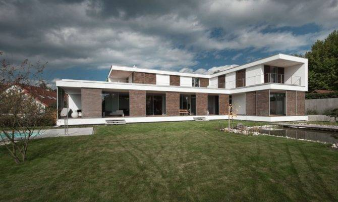 Modern Shaped House Plans Plan