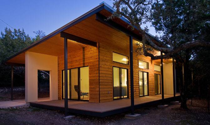Modern Shed Roof House Plan Dashing Hireonic