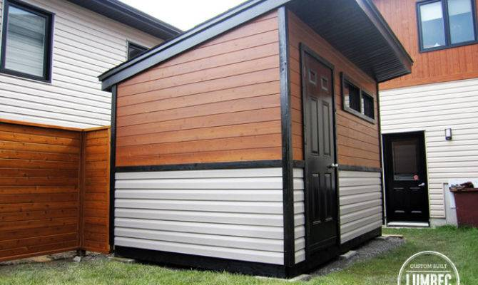 Modern Sheds Ottawa Build Garden Shed Scratch