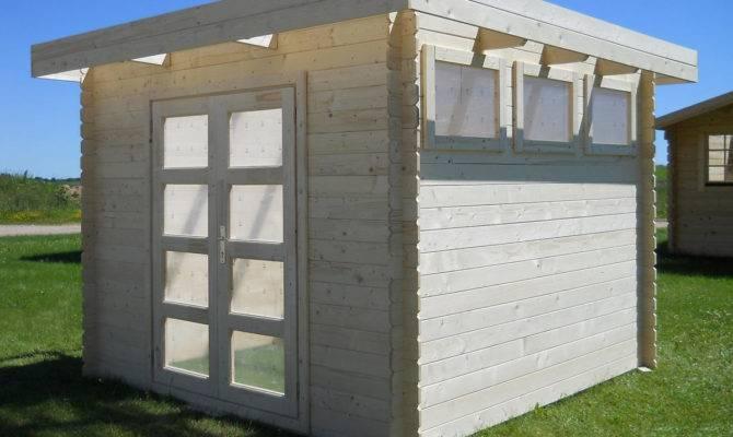 Modern Sheds Solid Build