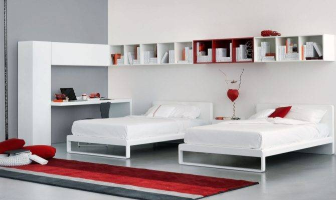 Modern Single Bedroom Designs Design Decorating
