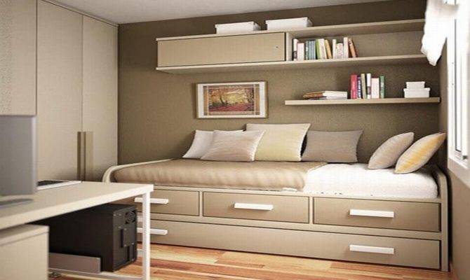Modern Single Bedroom Designs Home Design