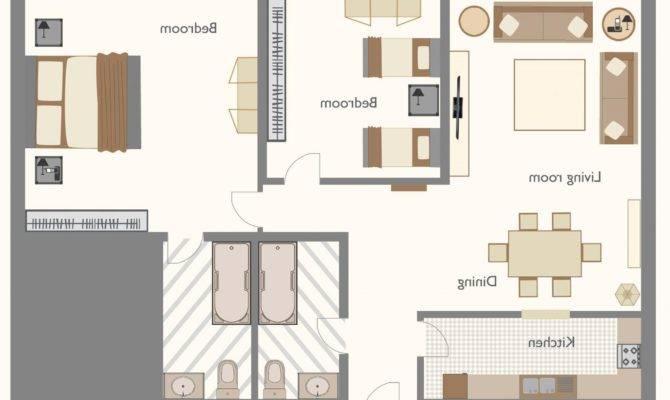 Modern Small Bedroom Layout Ideas