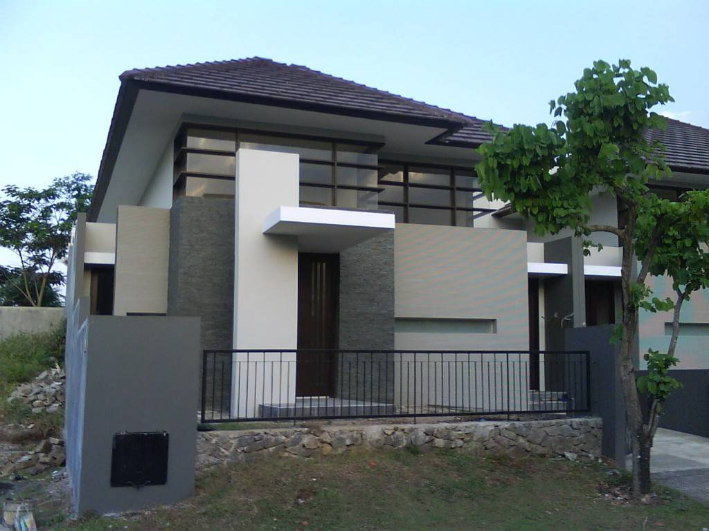 Picture of: Modern Small Homes Exterior Designs Huntto House Plans 52856