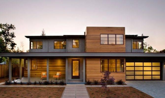 Modern Spaces Prairie Style Home Design