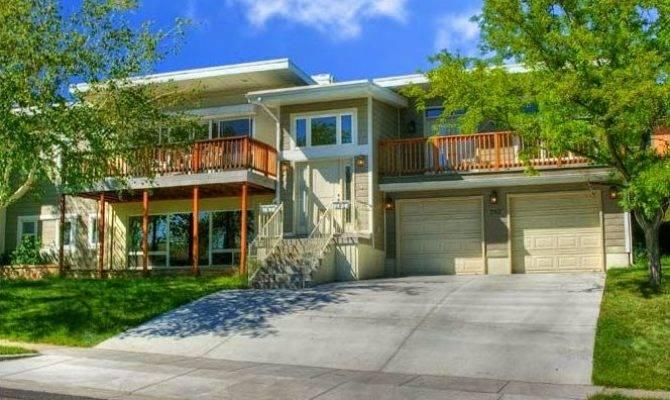 Modern Split Level House Designs Attached Garage Home Design