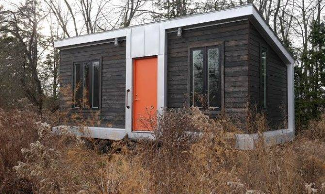 Modern Square Foot Charles Eames Style Tiny House