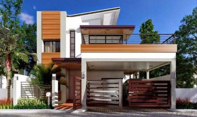 Modern Storey House Designs Philippines Base