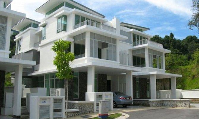 Modern Story House Design Home Style