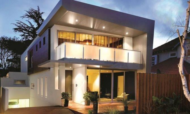 Modern Story House Plans Building Plan