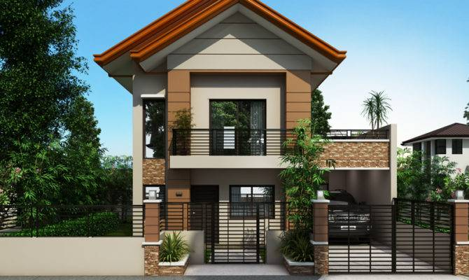 Modern Story House Plans Small Plan