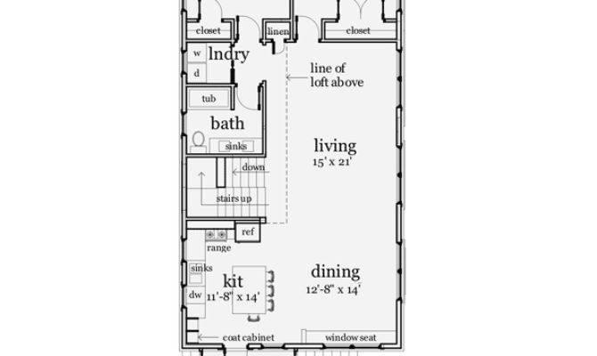 Modern Style Barn Plan Architectural