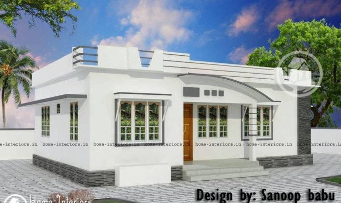 Modern Style Kerala Home Design Lakh